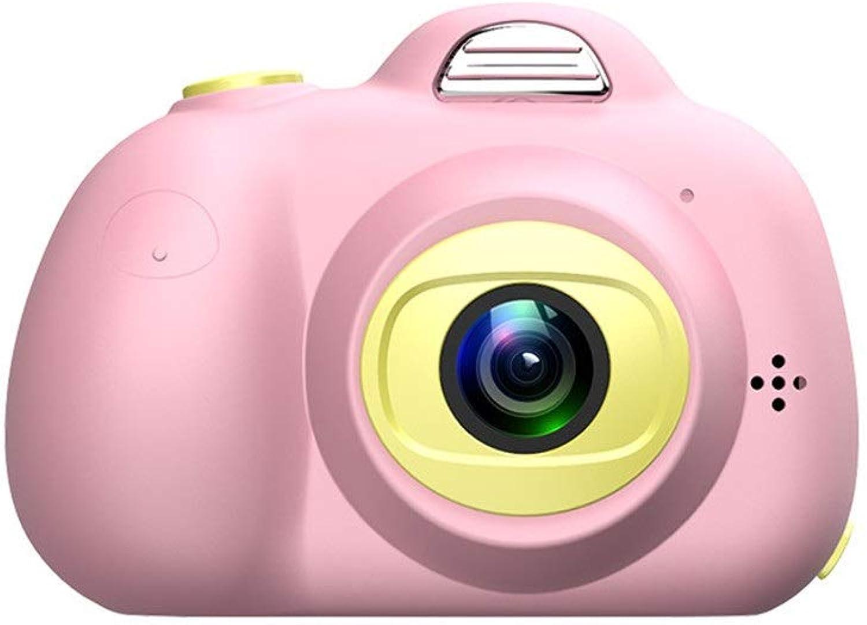 ¡No dudes! ¡Compra ahora! YOMRIC Cámara de Juguetes para para para Niños para niñas de 3 a 6 años, cámaras compactas para Niños, cámara de Video HD ( Color   T1 )  Todo en alta calidad y bajo precio.