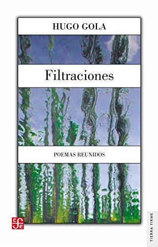 Filtraciones. Poemas reunidos