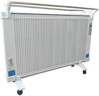 XJZHANG La Fibra de Carbono del Calentador eléctrico montado en la Pared Calentadores de Ahorro de energía Sin Ruido No Planta Luz Tipo de convección de calefacción por radiadores