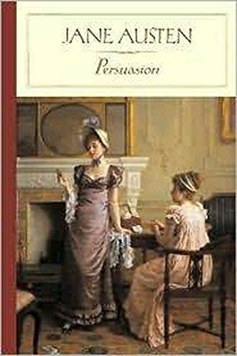 Persuasion – Jane Austen (English Edition)