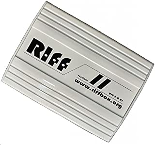 RIFF Box v.2 is designed to accommodate a large variety of communication protocols.