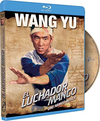 El Luchador Manco Blu-Ray [Blu-ray]: Amazon.es: Yu Wang, Yi ...