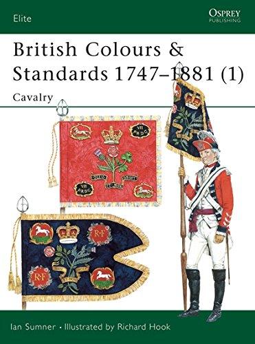 British Colours & Standards 1747–1881 (1): Cavalry (Elite) (Pt.1)