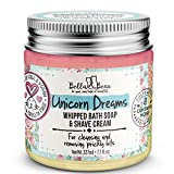 Bella and Bear - Unicorn Dreams 3 in 1 - Whipped Bath Soap & Shave...