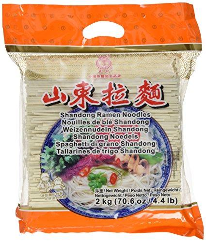CHUNSI Weizennudeln (Shandong), 1er Pack (1 x 2 kg)