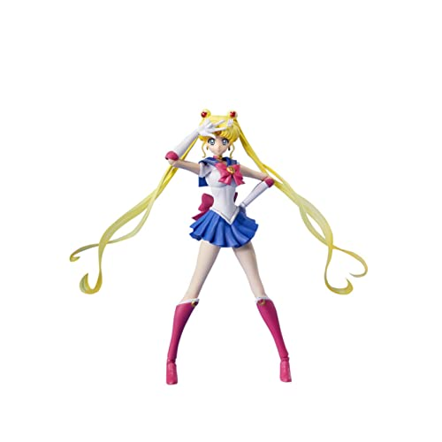 Bandai Tamashii Nations Sailor Moon Pretty Guardian Sailor Moon Action Figure
