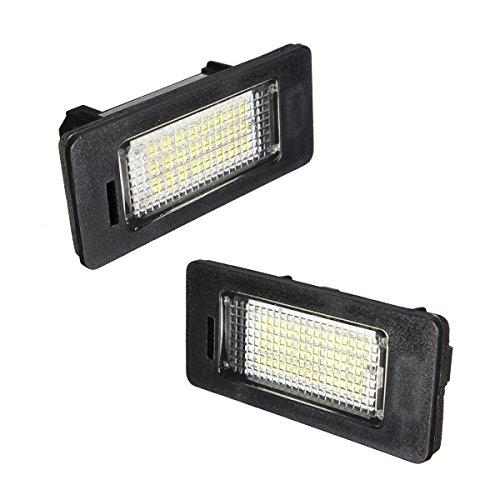 AmbotheKennzeichenbeleuchtung, E39E60E61E70E71E90E91E92E93, FR721, 2 Stück.