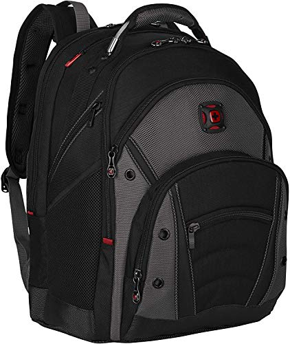 Victorinox Swiss Army Synergy 7305 – 14 °F00, The Case (Backpack) for 16 inch Notebook