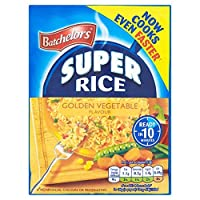 [Batchelors] バチェラーのスーパーライス黄金の100グラム - Batchelor's Super Rice Golden 100G [並行輸入品]
