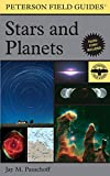A Peterson Field Guide to Stars and Planets (Peterson Field Guides)