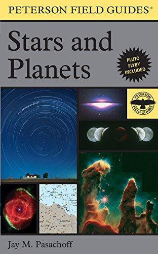 A Peterson Field Guide to Stars and Planets (Peterson...