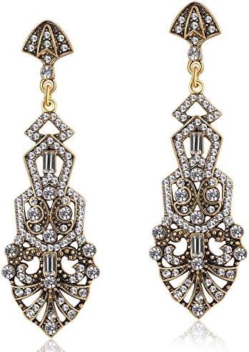 1920 earrings flapper _image0