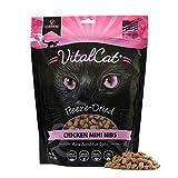 Vital Essentials Vital Cat Freeze-Dried Chicken Mini...