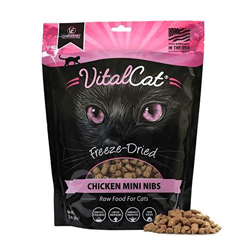 Vital Cat Vital Essentials Freeze-Dried Chicken Mini Nibs