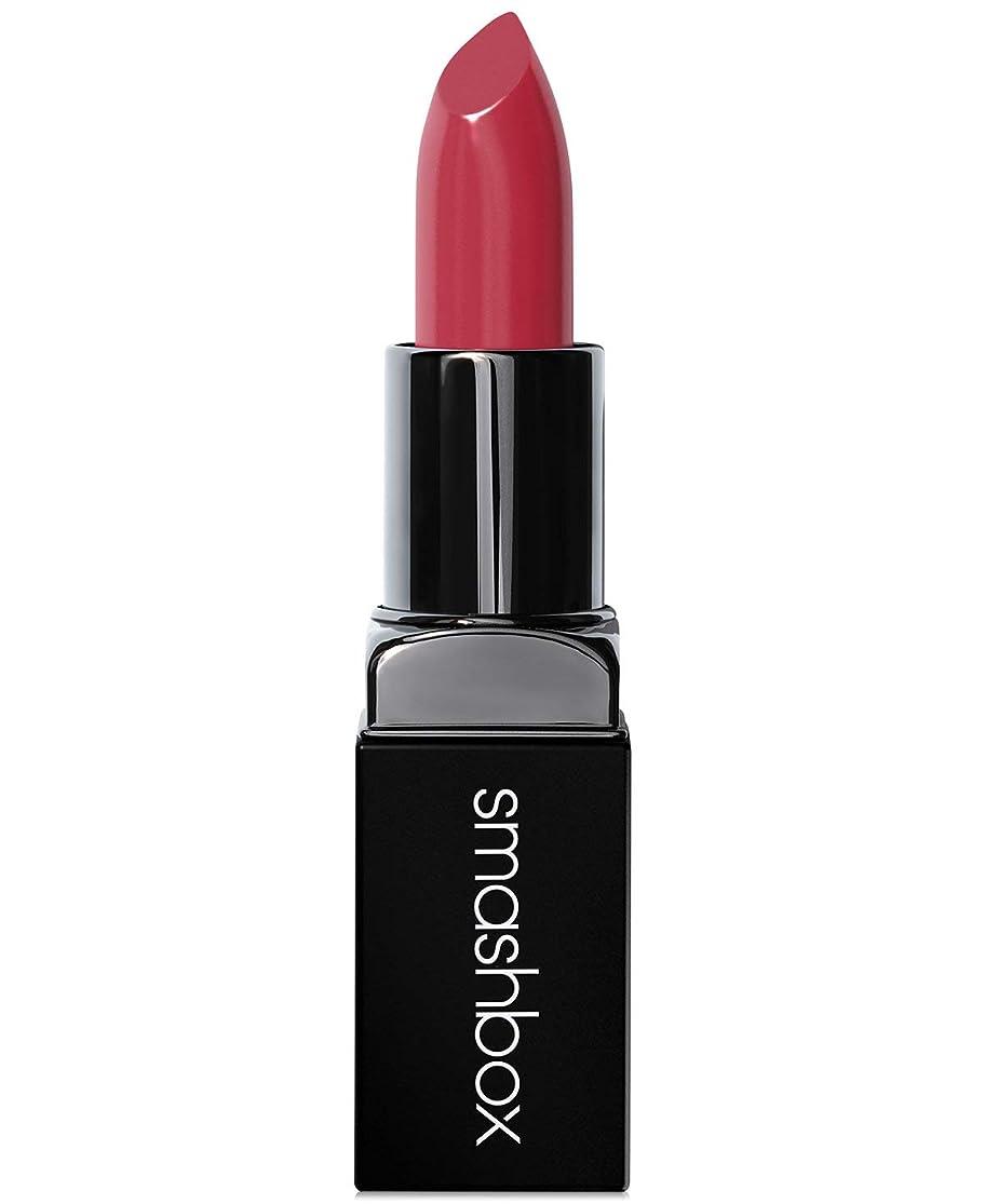 カートン失業者見つけるSmashbox Be Legendary Cream Lipstick - Top Shelf 0.1oz