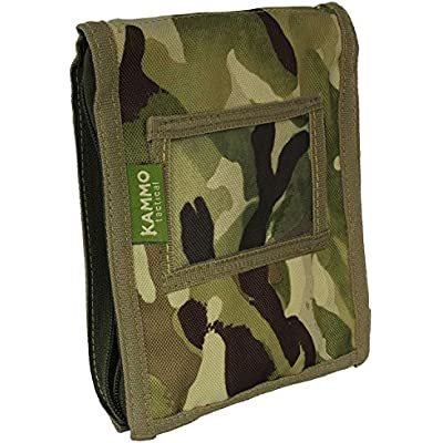 LIMITLESS EQUIPMENT RNLI issue With StormPad TacFolder all weather tactical notebook cover and pad // field planner // organizer for EDC and military