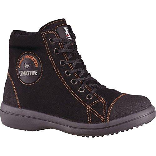Lemaitre 101737 Vitamine Haut Chaussures de sécurité S2 Taille 37 Noir