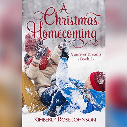 A Christmas Homecoming  By  cover art