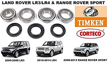 LAND ROVER LR3 LR4 RANGE ROVER SPORT FRONT DIFFERENTIAL BEARING KIT DIFF REBUILD