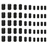 50PCS RFI EMI Noise Suppressor Cable Filter Clips for 3.5mm/ 5mm/ 7mm/ 9mm/ 13mm Cable