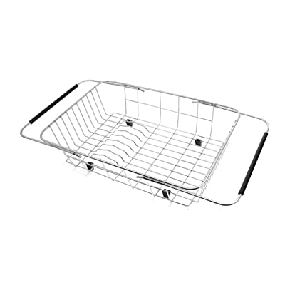 GTHUNDER Expandable Dish Drying Rack