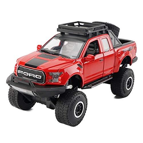 ZY 01:32 Ford F150 Raptor Pickup Modelo de Coche de Juguete Coche...