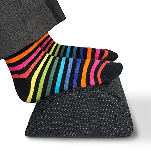 Office Foot Rest Under Desk: New Ergonomic Footrest Cushion...
