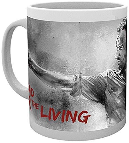 The Walking Dead - Rick - Fight The Dead... Boxed Mug - Tasse im Geschenkkarton