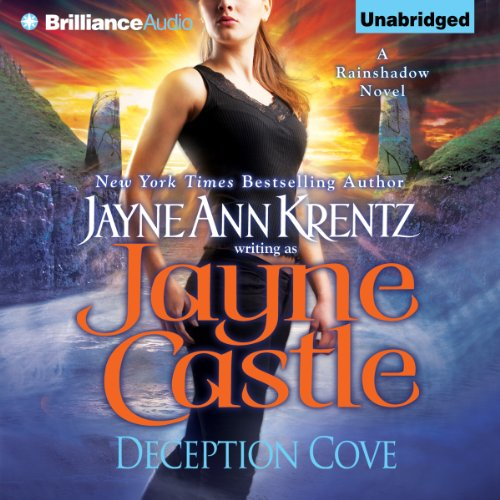 Deception Cove audiobook cover art