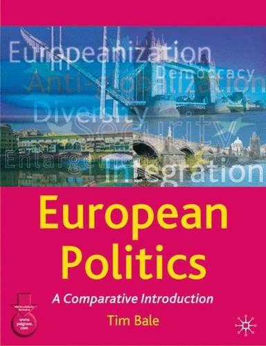 European Politics: A Comparative Introduction