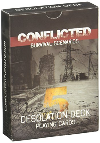 Conflicted: The Survival Card Game Deck 5 - Desolation Deck