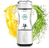 Lahuko Portable Blender Personal Mini Blender Ice Blender Juicer Cup for Juice Crushed-ice Smoothie...