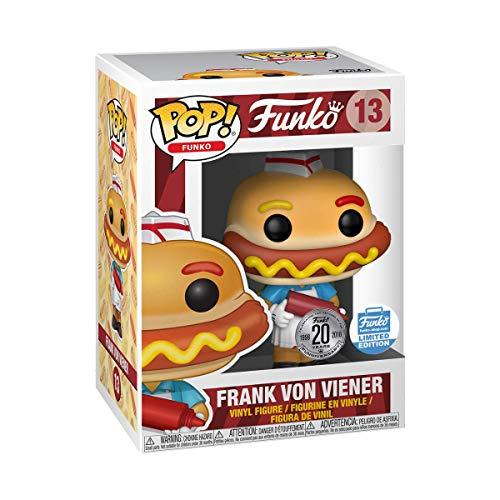 Spastik Frank Von Viener #13 POP! Funko Limited Edition 20 Year Anniversary