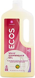 Earth Friendly Products Wave Auto Dishwasher Gel, Lavender, 40 Ounce