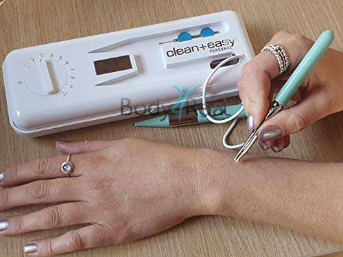 Clean + Easy Deluxe Electrolysis Review​​