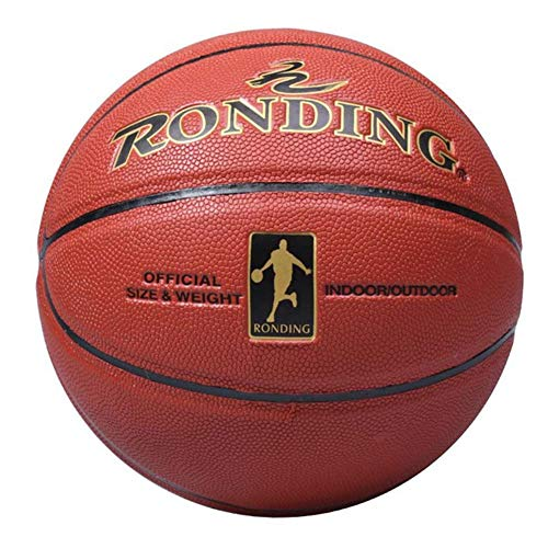 WLM Baloncesto avanzado, No. 7 Baloncesto PU, Resistente al Entrenamiento en Interiores y Exteriores, Baloncesto Absorbente de Humedad,3