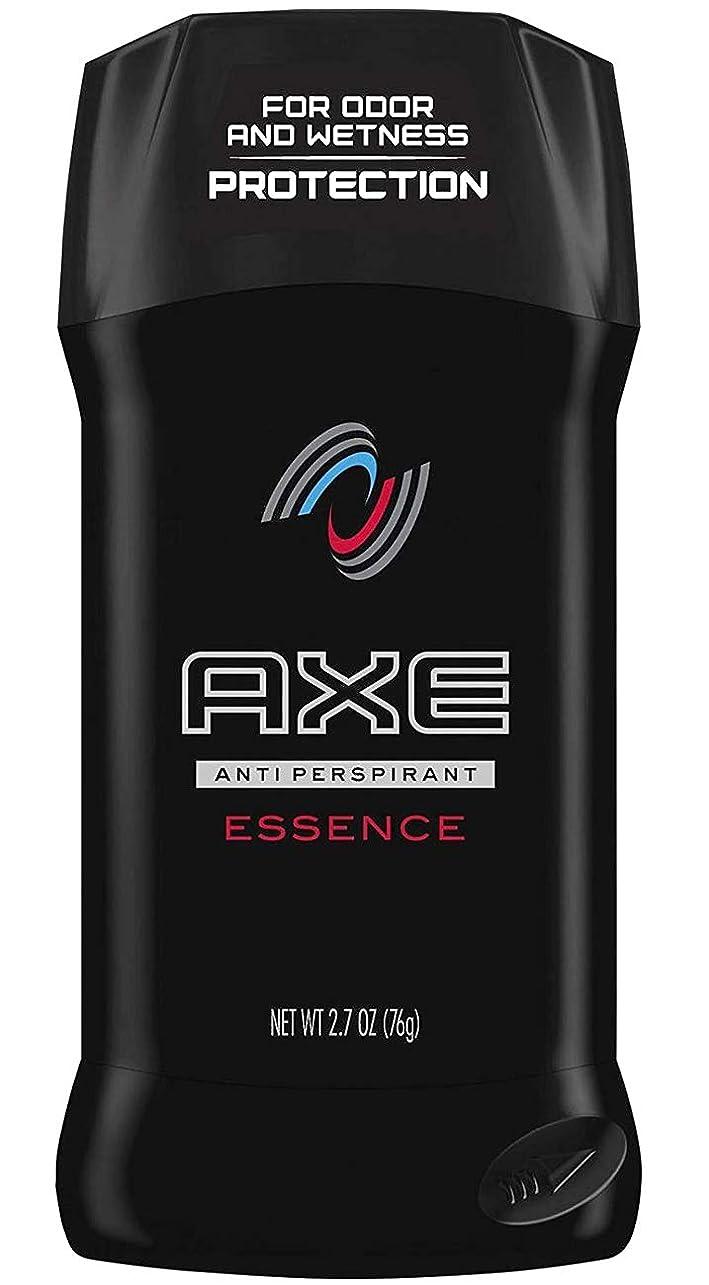 期待する振幅感じアックス AXE メンズ デオドラント エッセンス 男性用 固形 制汗剤 プロテクション 76g