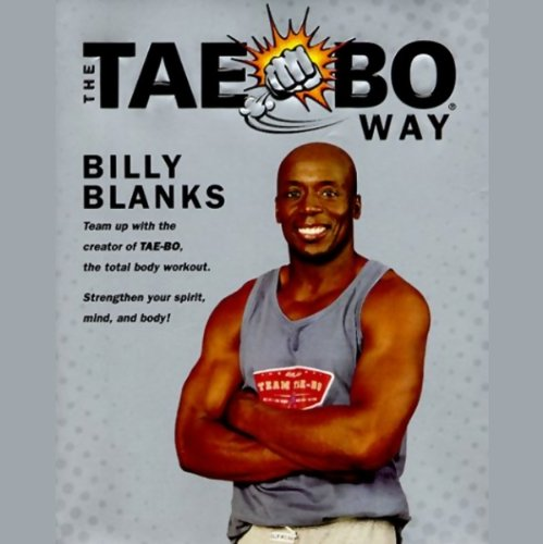 The Tae-Bo Way audiobook cover art