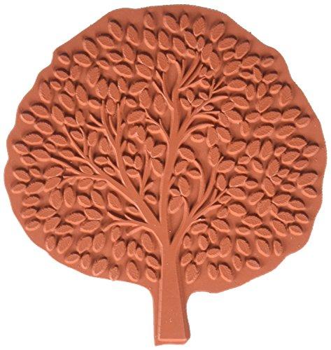 IndigoBlu selbst montiert Stempel 12,7x 10,2cm -Lollipop Baum