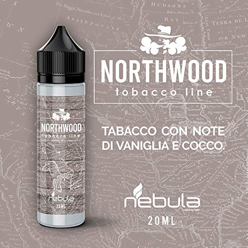 NEBULA AROMA CONCENTRATO Mix & V. 20 ml MADE IN ITALY - 2019 (NORTHWOOD) …