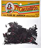 Flor de Jamaica (especia de flor de hibisco) Paquete de 3 bolsas de 2oz - Especias de calidad