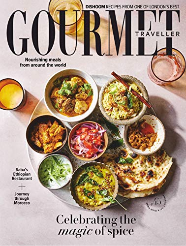Gourmet Traveller: Nourishing Meals From Around the World (English Edition)