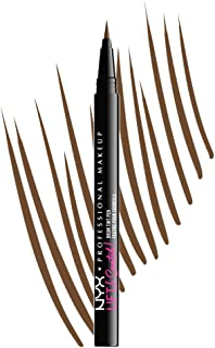 NYX Professional Makeup Lift & ! Brow Tint Pen, Brunette 07, 14 gm