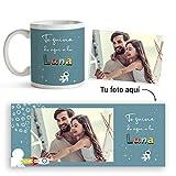 Fotoprix Taza Personalizada con Foto para Papá | Regalo Original día del Padre | Varios diseños Disponibles. (Diseño:...