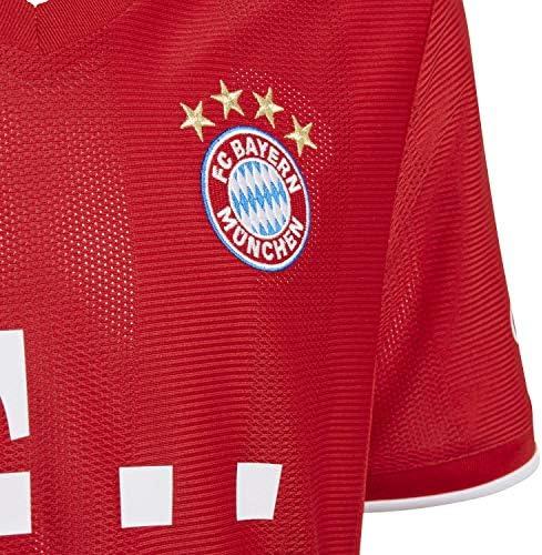 Amazon Com Adidas Bayern Munich Kids Home Jersey 2020 2021 176cm 15 16 Years Sports Outdoors