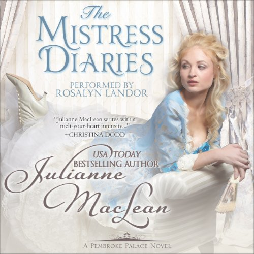 The Mistress Diaries cover art