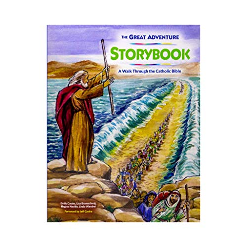 Great Adventure Storybook: A Walk Through the Catholic Bible