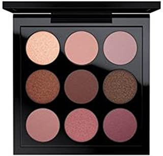 MAC Eye Shadow X 9 Palette - Burgundy Times Nine NIB Guaranteed Authentic