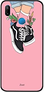 Huawei Nova 3i Case Cover Flowers N Shoes, Zoot Designer Phone Covers