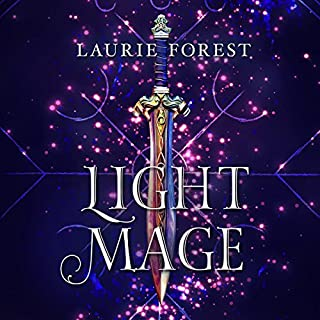 Light Mage     The Black Witch Chronicles              Written by:                                                                                                                                 Laurie Forest                               Narrated by:                                                                                                                                 Amy McFadden                      Length: 9 hrs and 48 mins     5 ratings     Overall 4.6